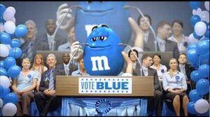 Blue - English