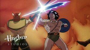 Conan cartoon