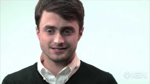 Daniel Radcliffe Talks Harry Potter and Fantastic Beasts