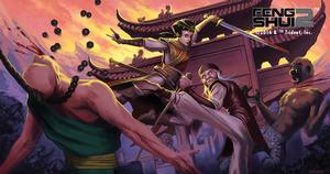 Dragons III (Feng Shui 2)