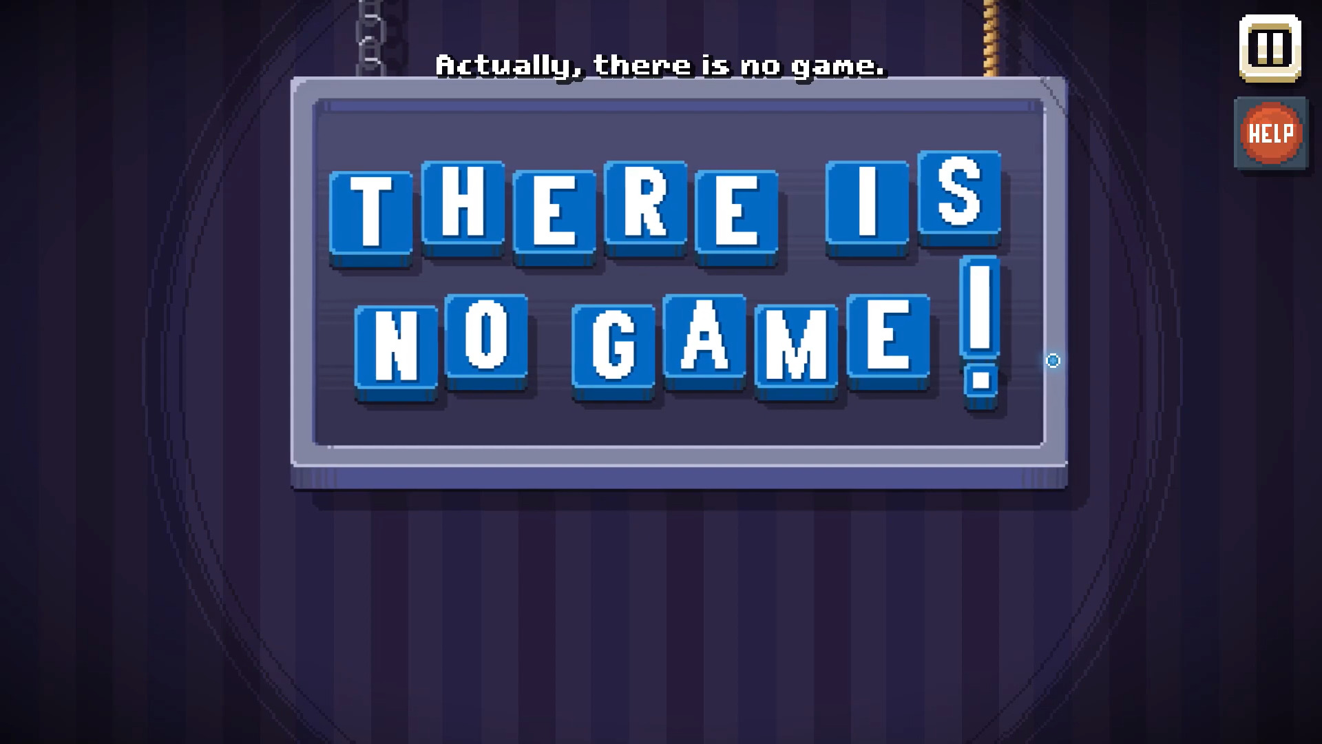Game (There Is No Game: Wrong Dimension)