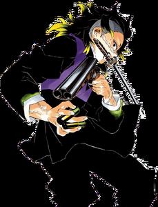 Genya Shinazugawa (Manga)