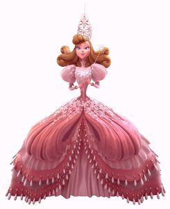 Glinda legends of Oz