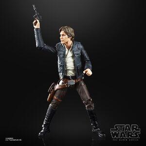 Han Solo (Bespin) - Black Series