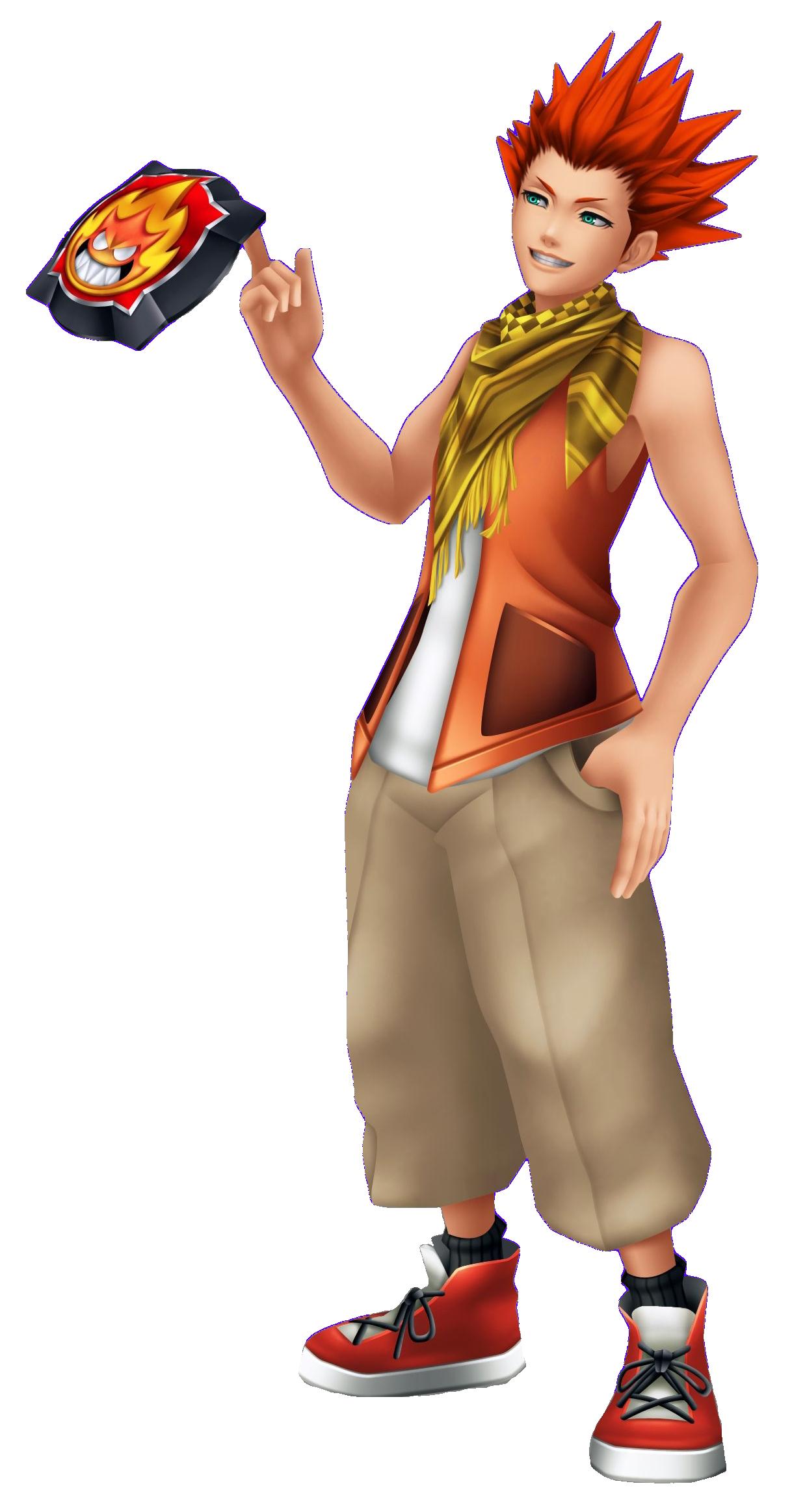 Lea (Kingdom Hearts)