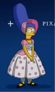 Marge as Bo Peep