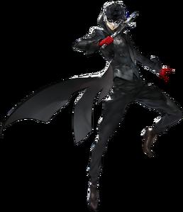 Phantom Render Joker