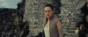 Rey sees Kylo through the bond