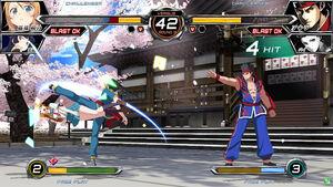 Virtua Fighter Pai Chan z2