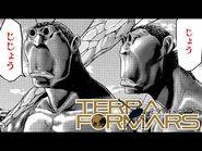 【漫画Y】『テラフォ』人類VSゴキブリ!!命懸けの害虫駆除が始まる!!【テラフォーマーズ バグズ2号編 1話】|ヤンジャン漫画TV
