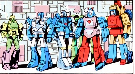Wreckers (G1)