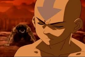 Reluctant Aang