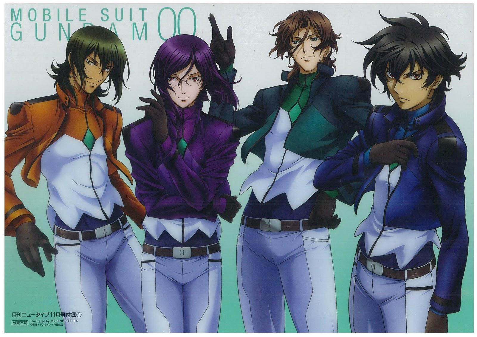 Gundam Meister
