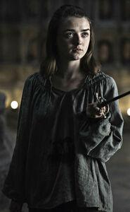 Arya Stark No One