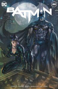 Batman Cover Artist