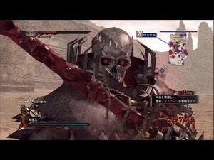 Berserk Musou 骷髏騎士(Skull Knight)