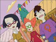 Didi Betty and Kira