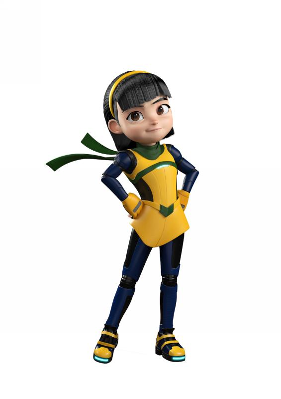 Alicia (Ejen Ali)