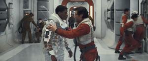 Finn and Poe - TLJ