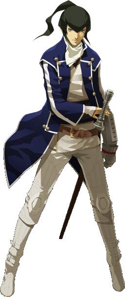 Flynn (Shin Megami Tensei IV)
