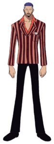 Iceburg Anime Concept Art