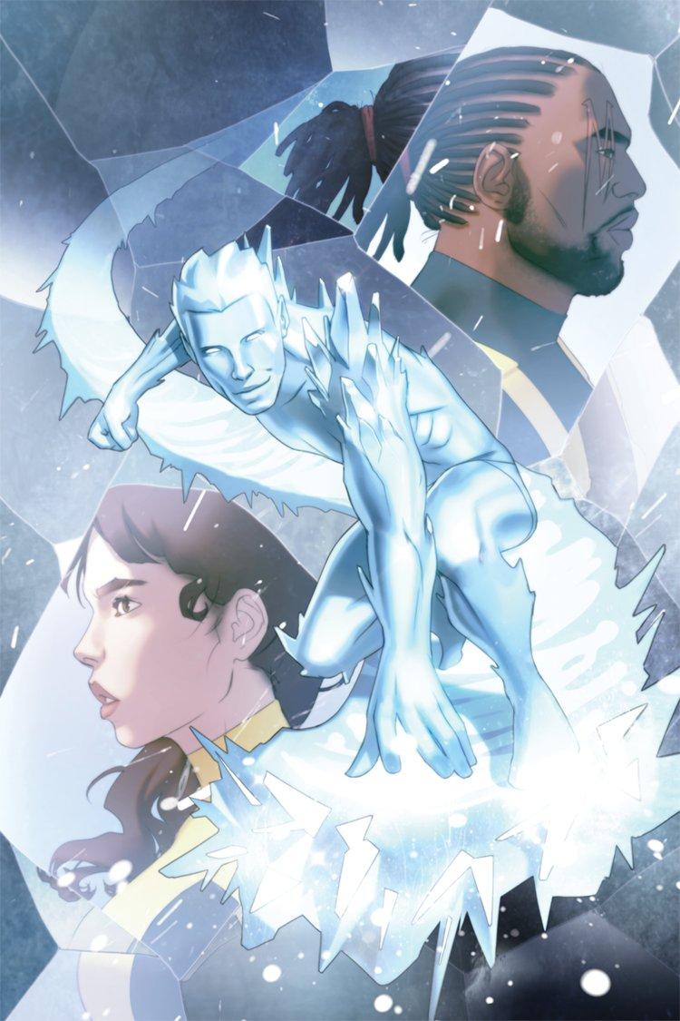 Iceman (Marvel)