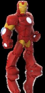 Iron Man in Disney Infinity