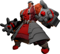 Iron Tager (BlazBlue Cross Tag Battle, Character Select Artwork)
