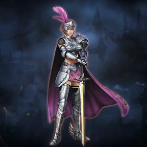 Lu Lingqi Bonus Costume (WO4 DLC)