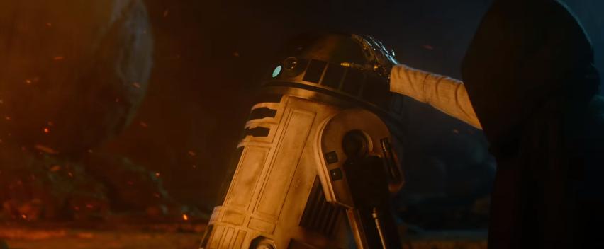 Luke Skywalker/Synopsis