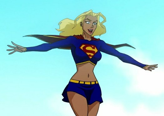 Supergirl (Superman and Batman: Apocalypse)