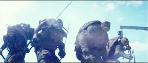 Teenage Mutant Ninja Turtles 2014 vs. The Shredder