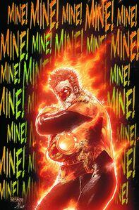 Hal Jordan Orange Lantern 001