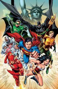 Justice League 0025