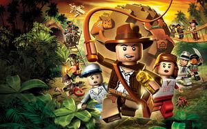 Lego indiana jones game-wide
