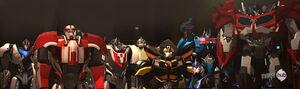 Team Prime (Beast Hunters)