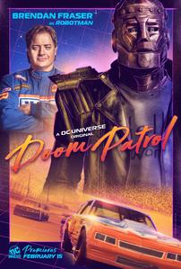 Doom Patrol - Robotman poster