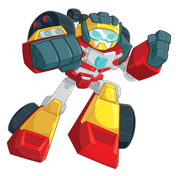 Hot Shot (Rescue Bots Academy)