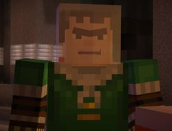 Axel (Minecraft: Story Mode)