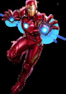 Iron-Man Marvel Super War