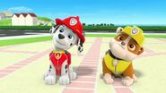 Paw Patrol Marshall and Rubble VideoCapture 20211016-105126
