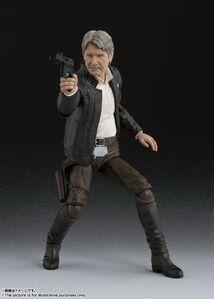 S.H. Figuarts - TFA Han Solo