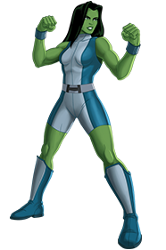 She-Hulk (Hulk and the Agents of S.M.A.S.H.)