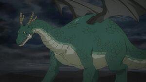 Tohru's dragon form