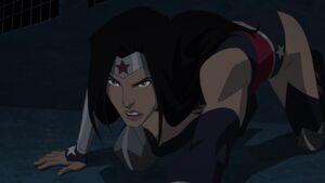 Wonder Woman Bloodlines 2019 Screenshot 0712