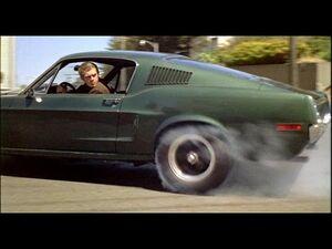 -HD- Greatest Hollywood Car Chase of All Time - Bullitt (1968)