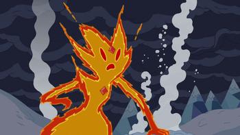 Flame Princess (Fire Form)