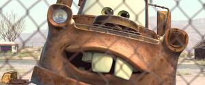 Mater's wakeup call