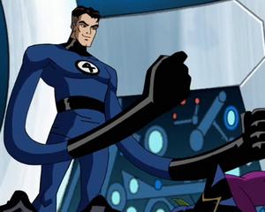 Mr. Fantastic avengers