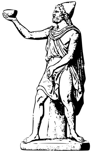 Odysseus, King of Ithaca